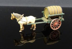 ArtiTec 387288 Beer wagon